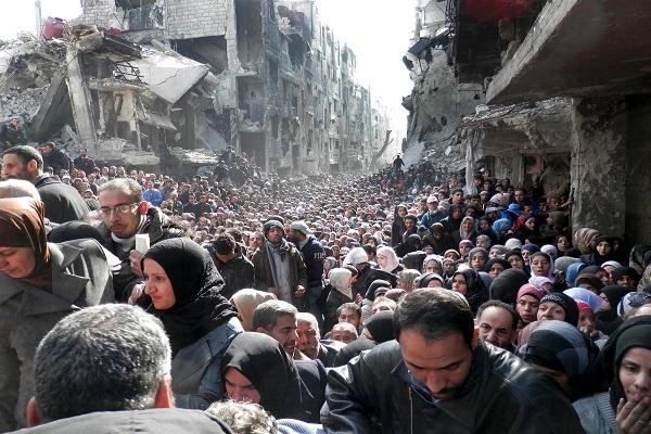 Pengungsi Suriah: Di antara Agama, Politik, dan Kekuasaan
