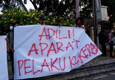 AKSI 10 Oktober: Perubahan Ada di Jalan Pertigaan UIN Sunan Kalijaga